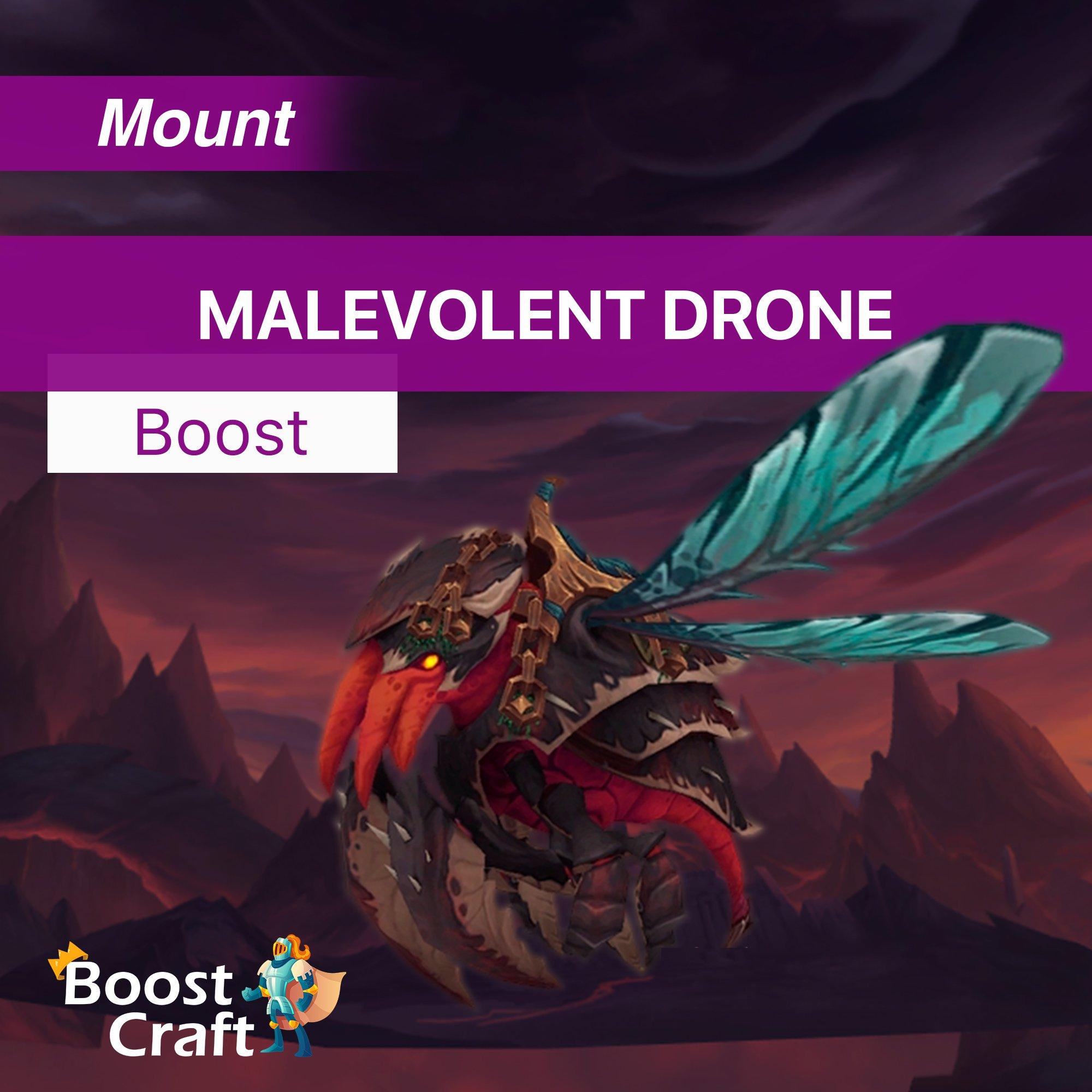 Malevolent Drone Mount – Farm Service