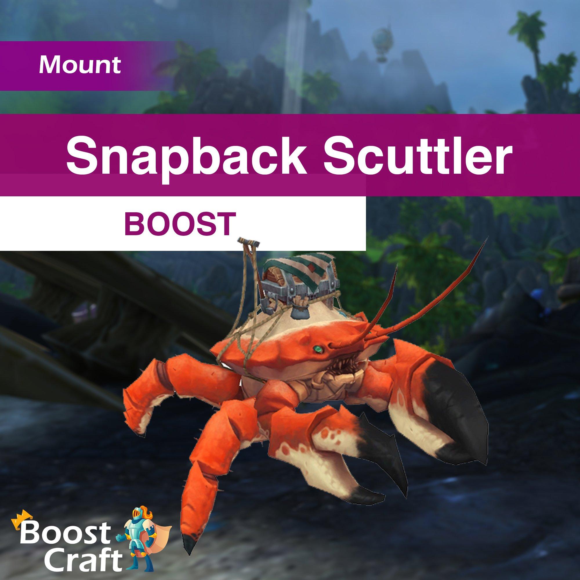 Snapback Scuttler Mount – Farm Service