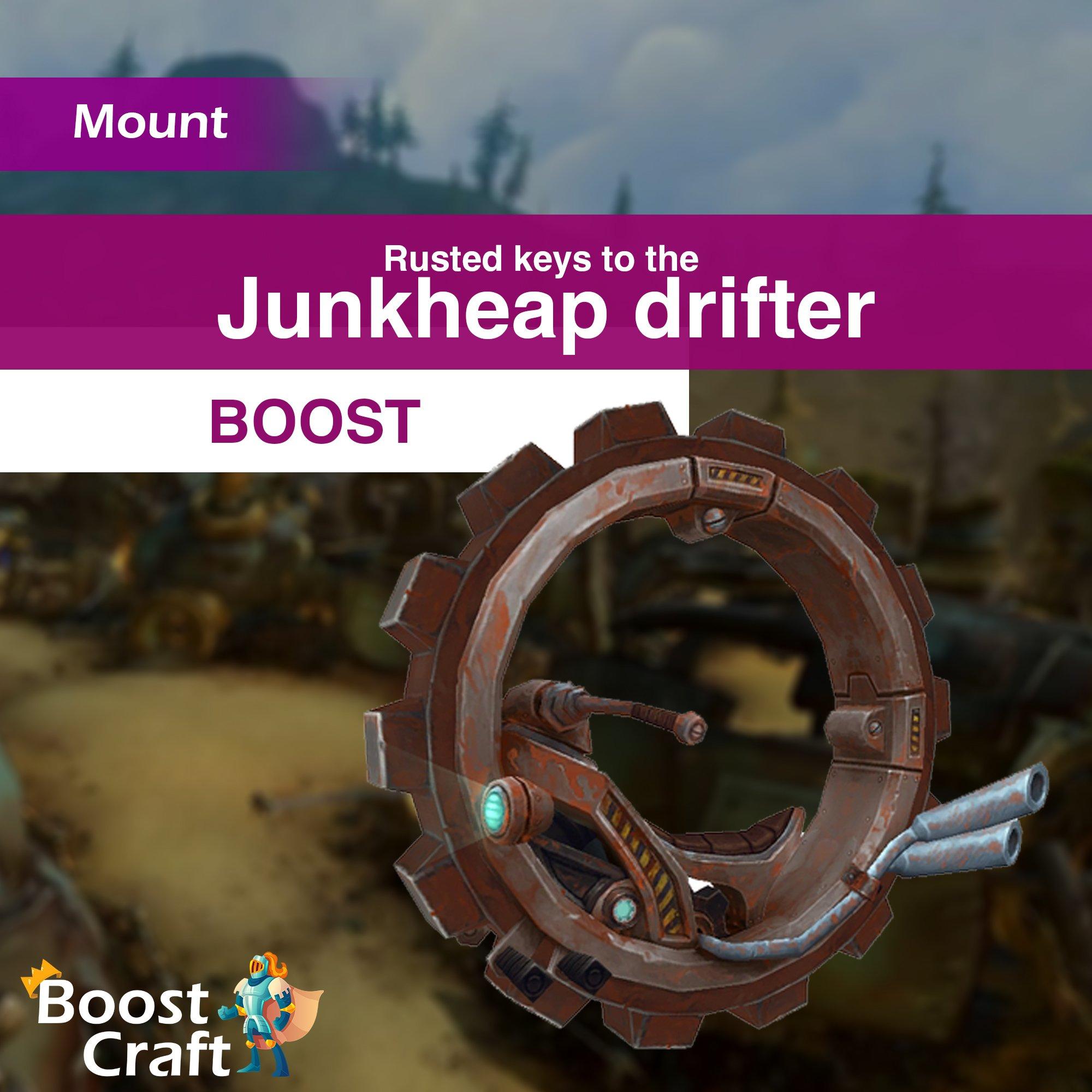 Junkheap Drifter Mount – Farm Service
