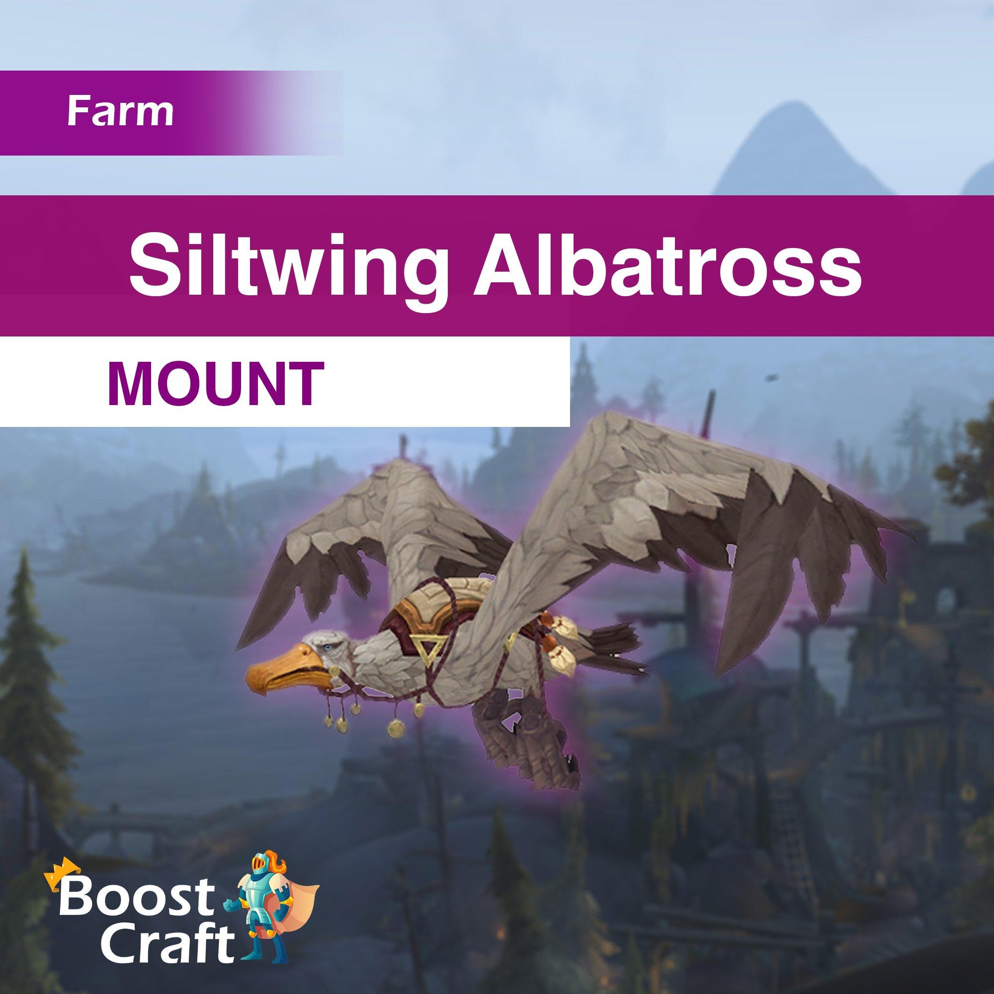 Siltwing Albatross Mount – Farm Service