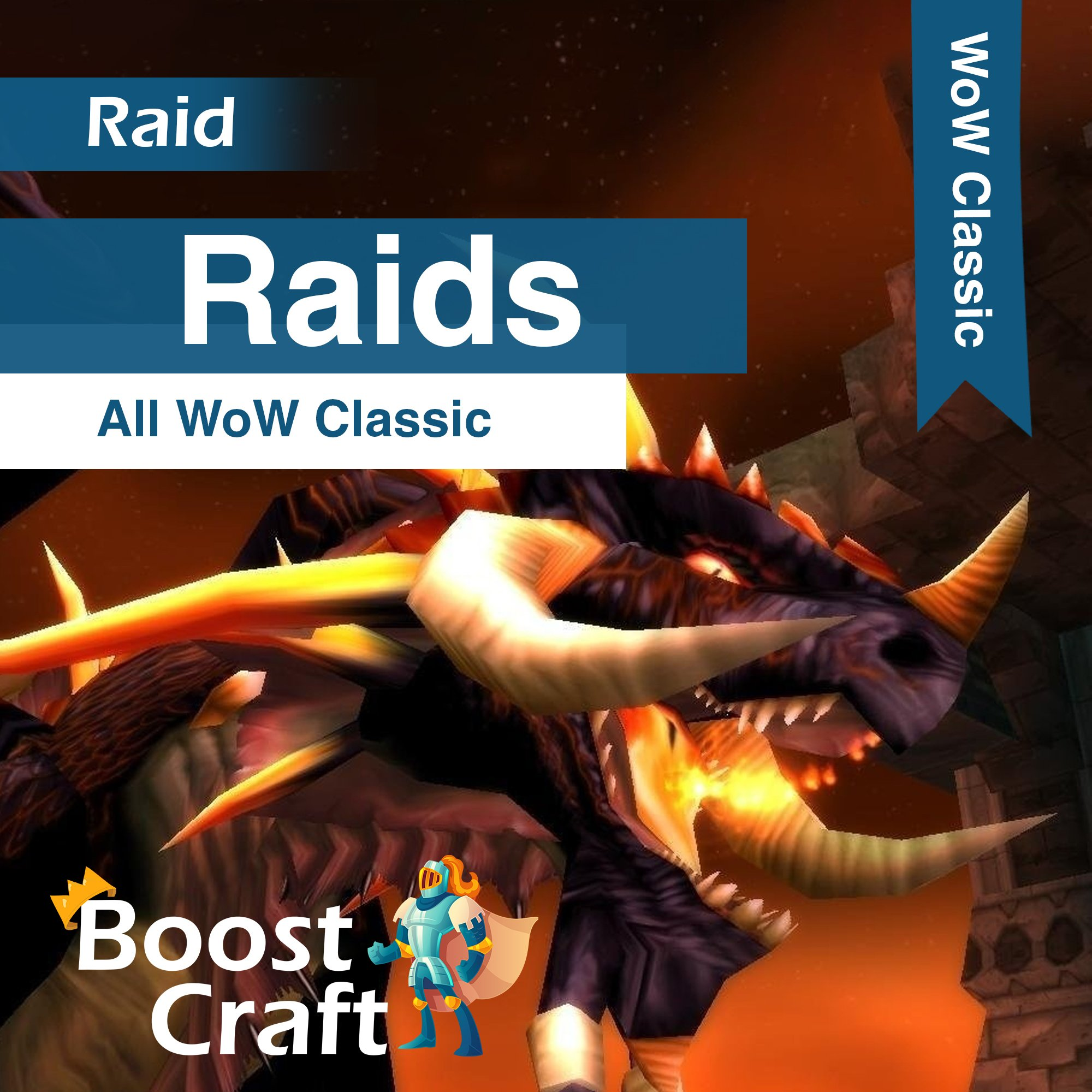 WoW Classic – Raids – Boost
