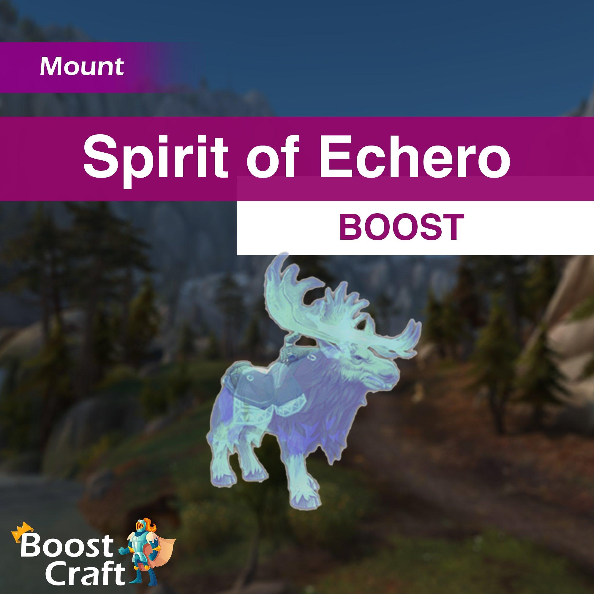 Spirit of Echero Mount – Farm Service