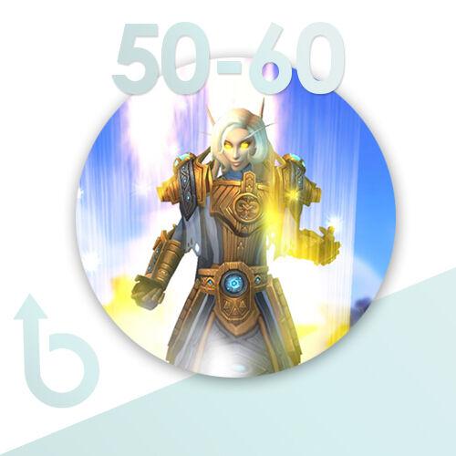 Shadowlands Leveling 50-60 – Boosting Service