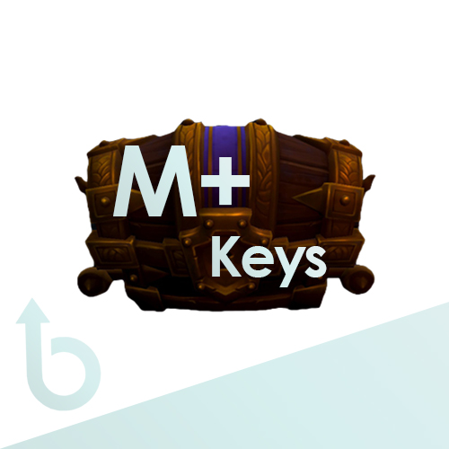 Mythic+ Dungeons Carry, All Keys from +7 to +20 Boosting service