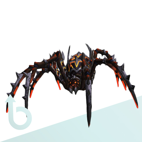 Buy Vicious War Spider – PvP Mount Boost