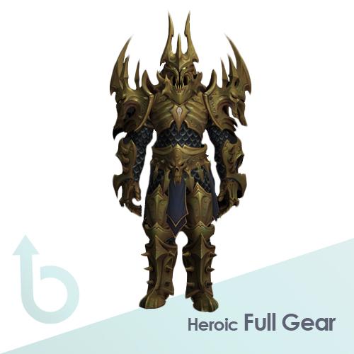 Sanctum of Domination Heroic Full Gear — SoD Heroic Full Gear Boost