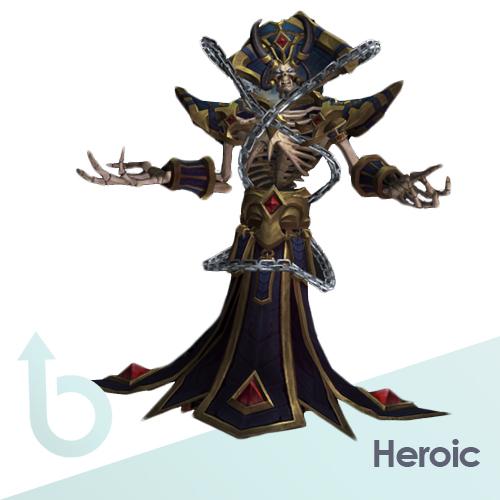 Sanctum of Domination Heroic Boost Run — SoD Heroic Carry