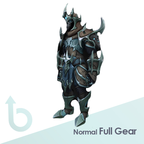 Sanctum of Domination Normal Full Gear — Carry Service