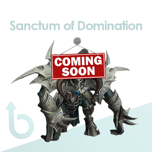 Sanctum of Domination Normal Full Gear — CN Normal Full Gear Carry