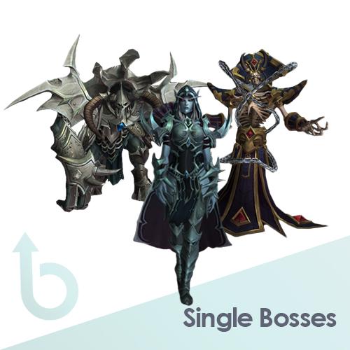 Sanctum of Domination Custom Boost Run – Single Bosses Carry