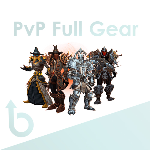 PvP Gear – Boosting Service